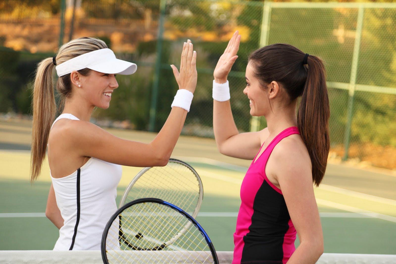 tennis partner finder