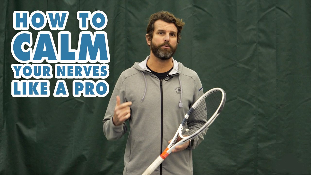 How To Calm Your Nerves Like The Pros - Mental Training and Tips