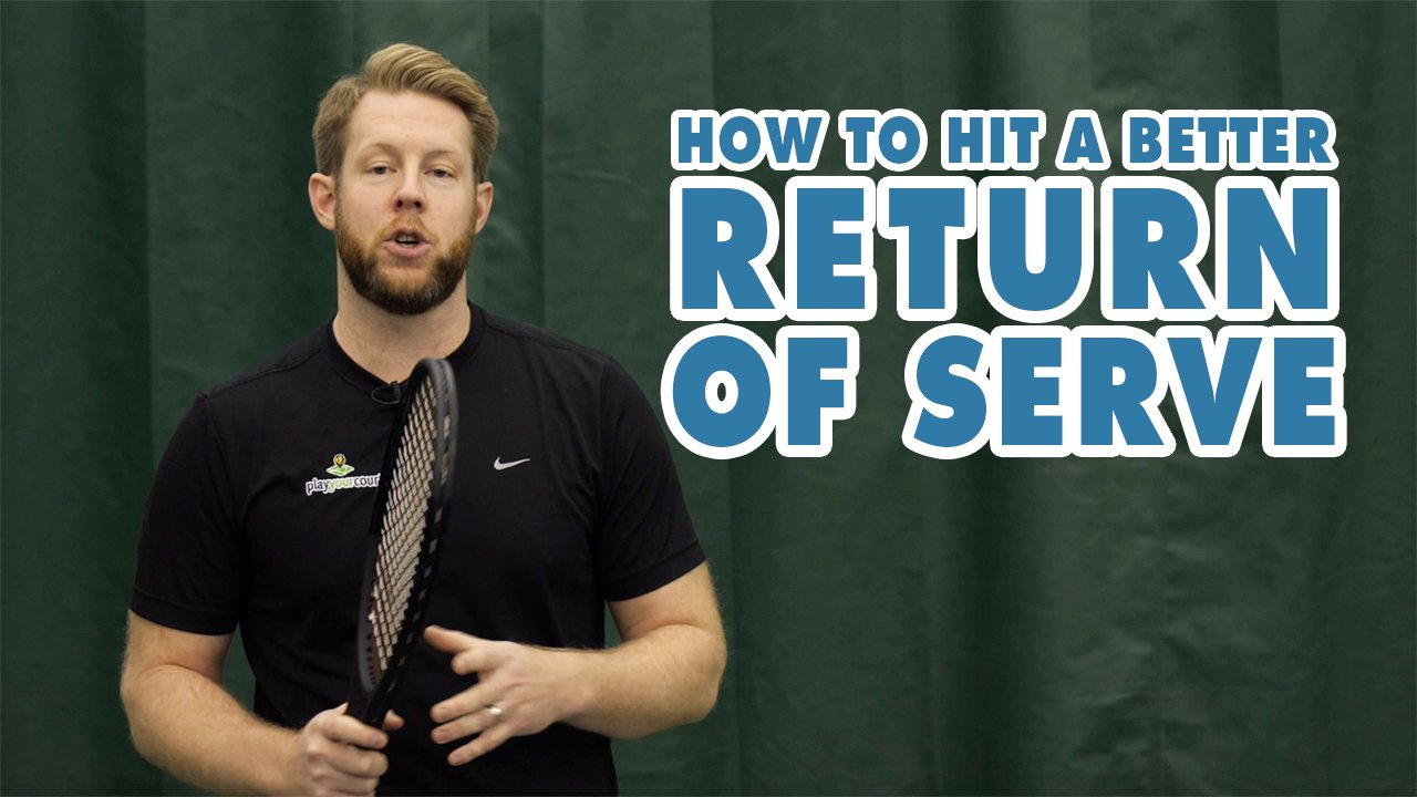 How to HIT a better return of SERVE