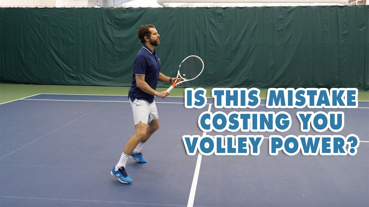 Is This MISTAKE Costing You Volley POWER?