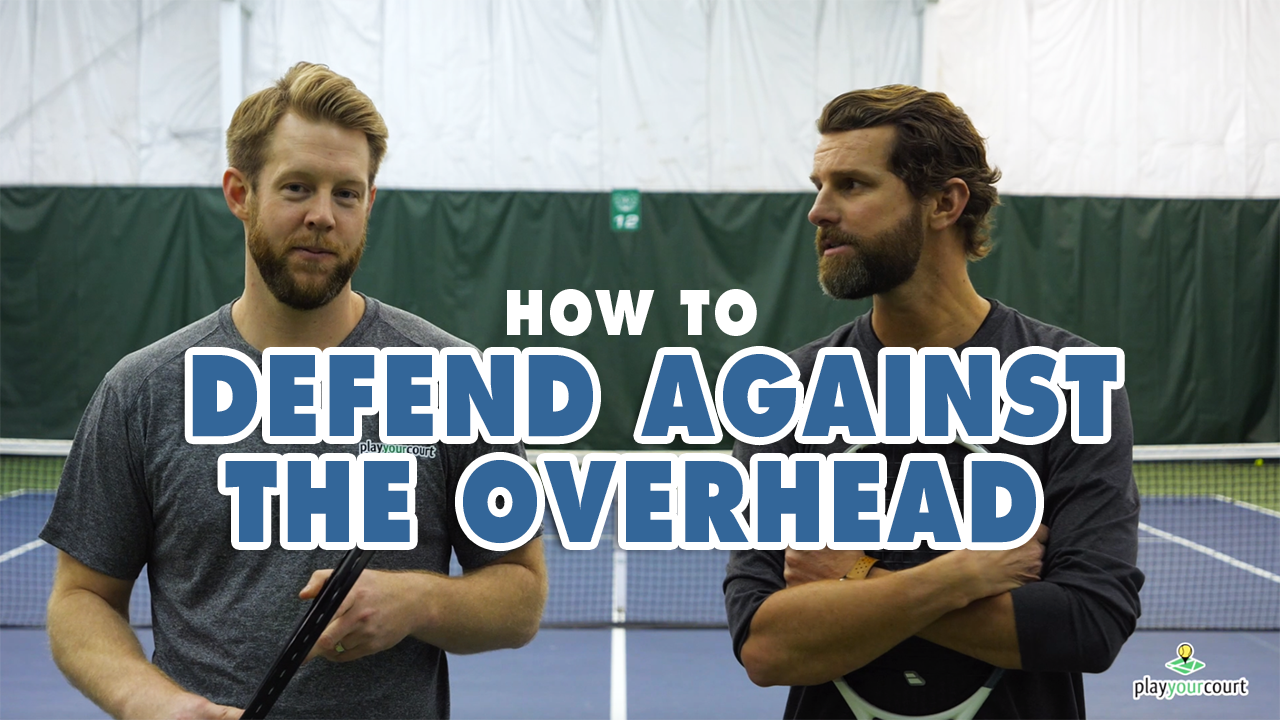 How To Defend Against The OVERHEAD And Play Better Defense