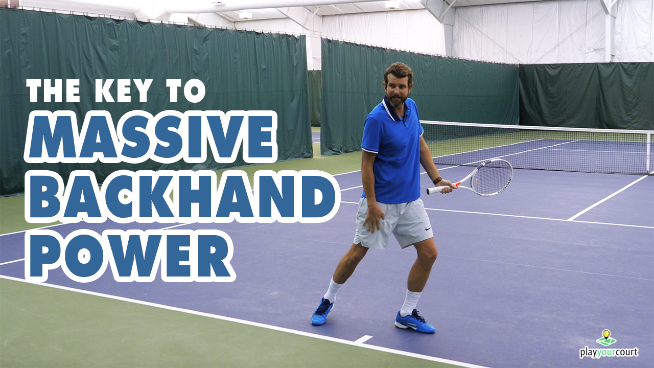 How to DESTROY Your Backhand