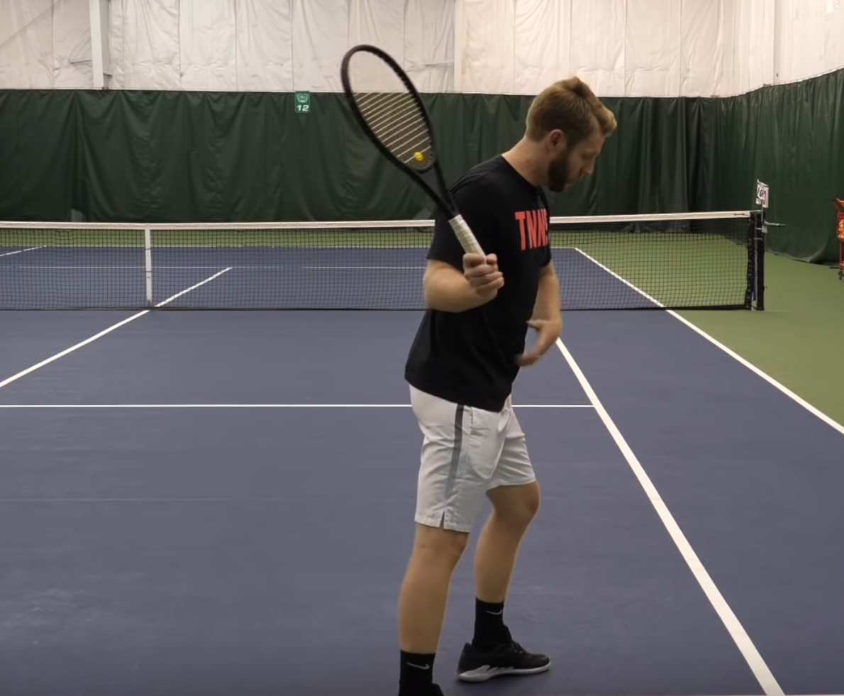 Intermediate Tennis video tips
