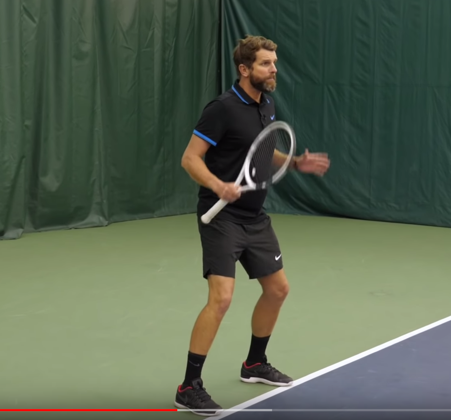 Are You Using The Right Stance For Max Serve Power