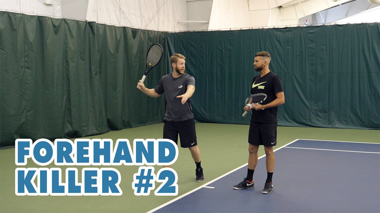 Forehand KILLER [Part 2] - Most Common Forehand Mistakes