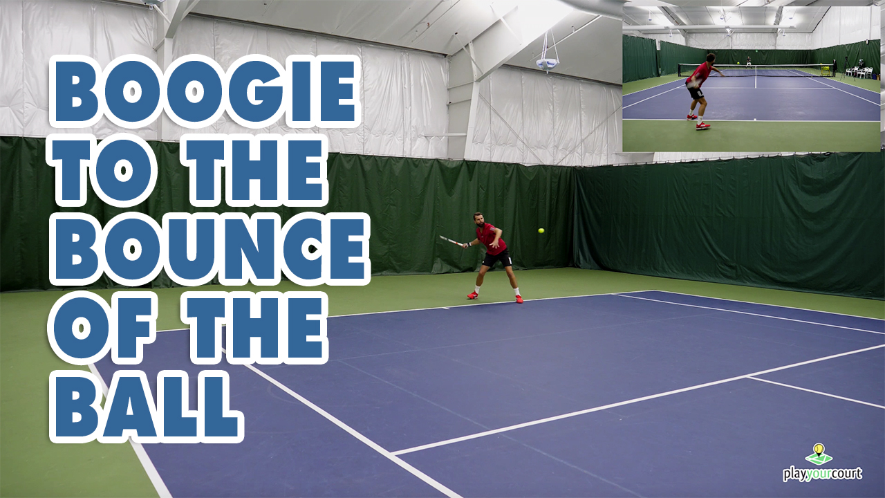 Boogie to the Bounce of the Ball