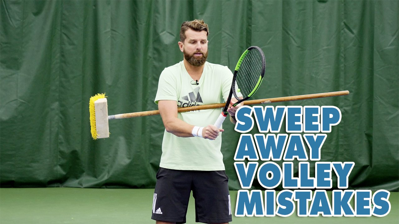 Sweep Away Volley Mistakes