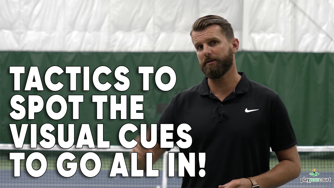 Tactics To Spot The Visual Cues To Go All In!