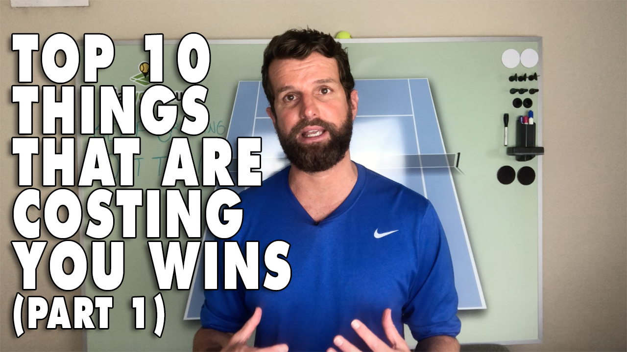 The Top 10 Things That Are Costing You Wins In Matchplay [Part 1]