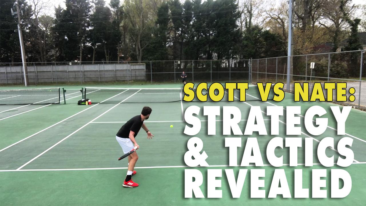 Scott vs Nate! Our Strategies & Tactics Revealed!