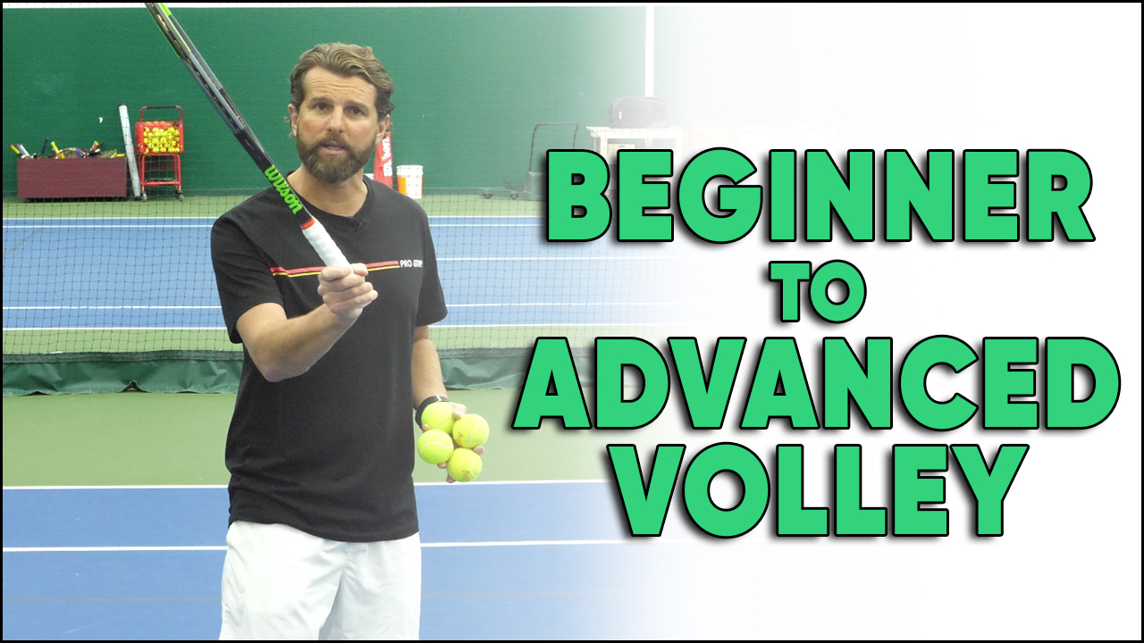 3 Quick Fixes That Will Take Your Volley from Beginner to Advanced