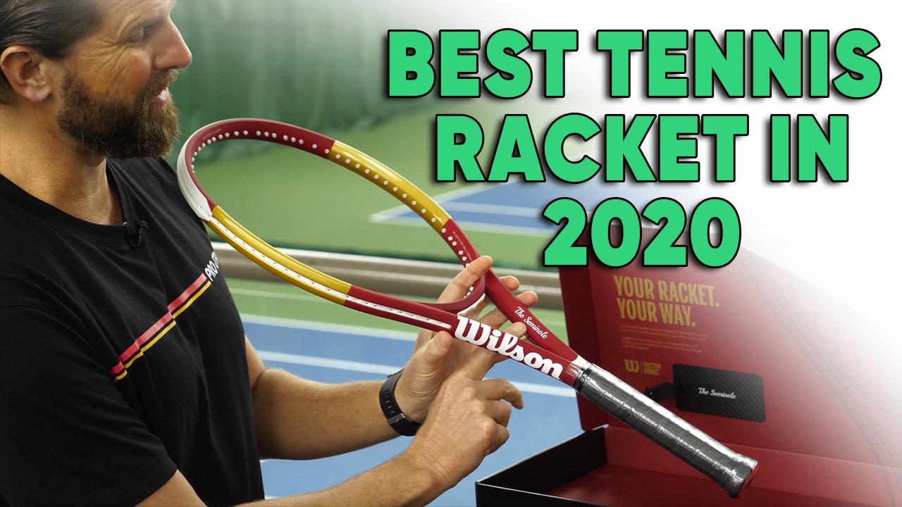 Best Tennis Racket in 2020 - Build Your Own Custom Wilson Stick
