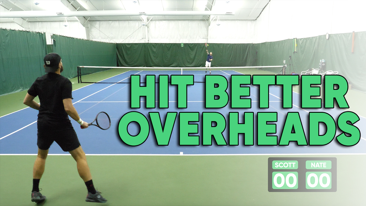 Finish the Point With a Better Overhead