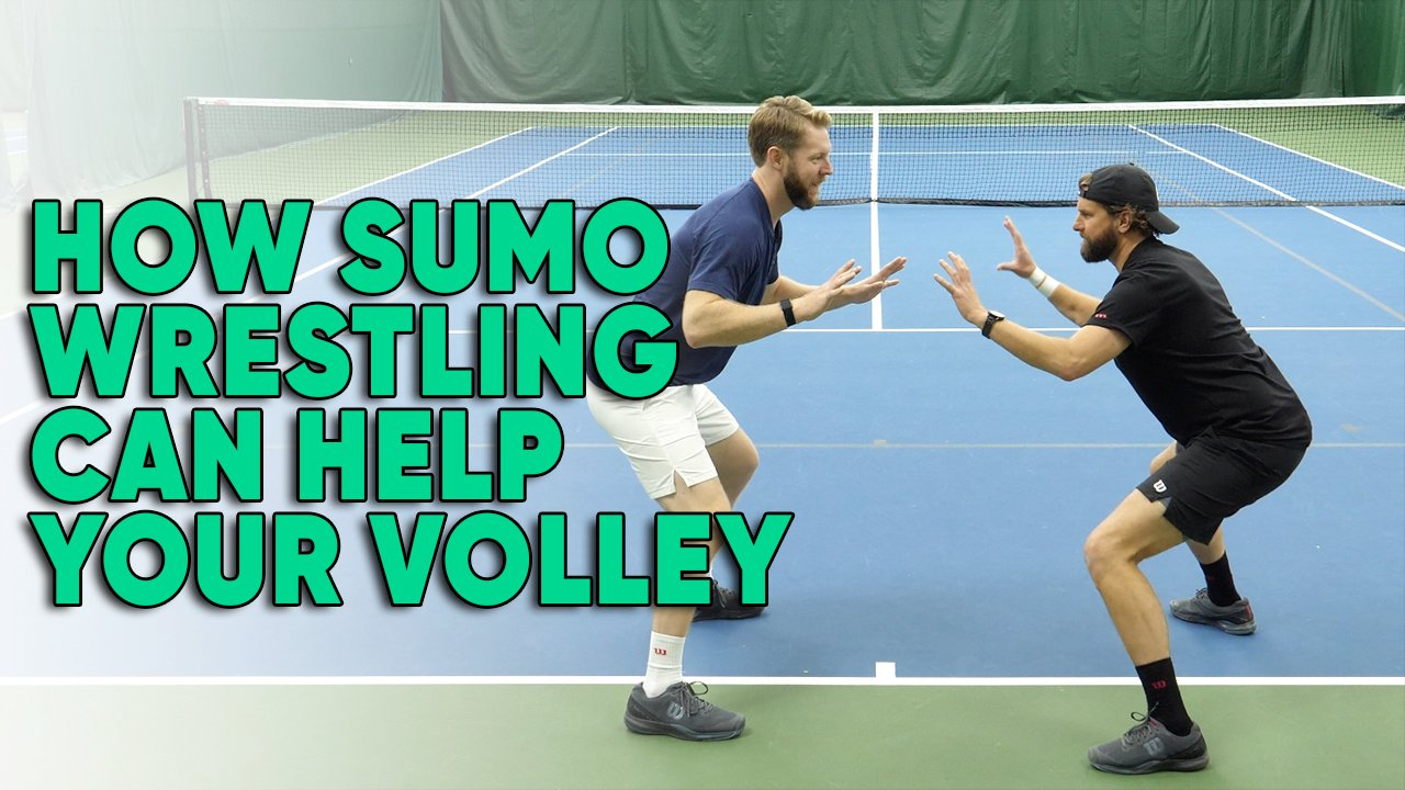 #1 Volley Mistake and How Sumo Wrestling Can Fix It