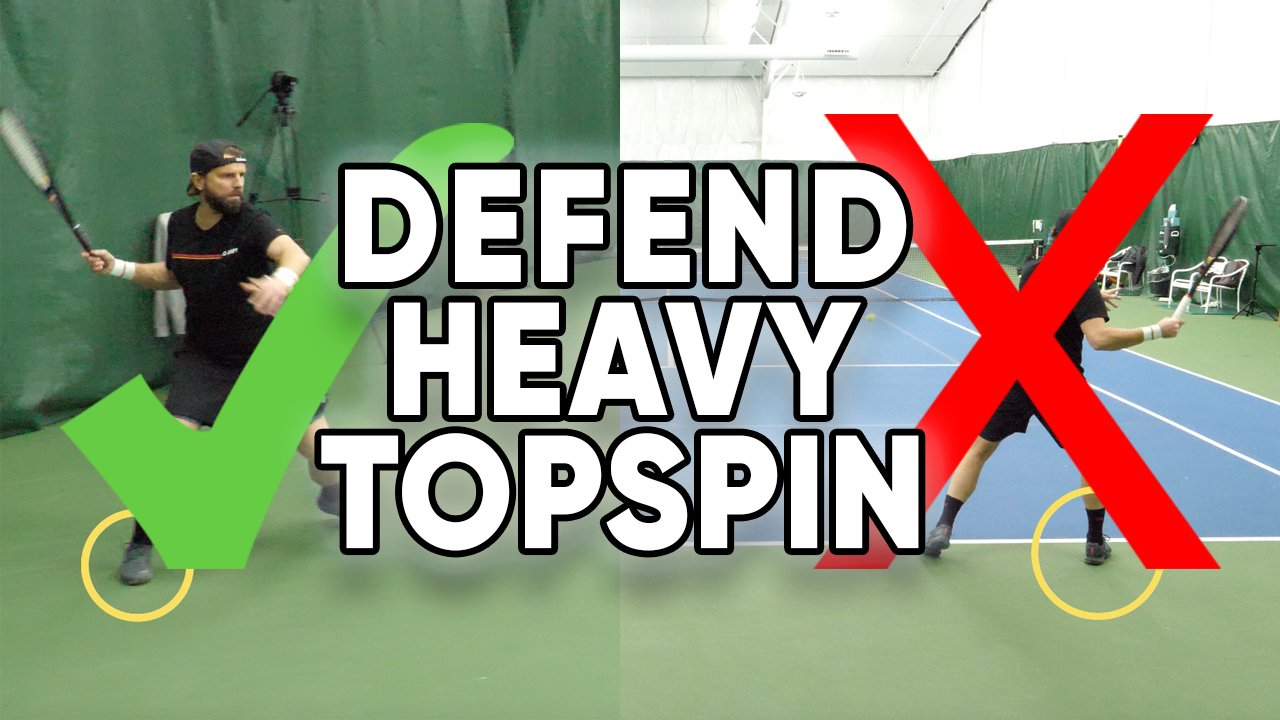 How to Defend Heavy Topspin