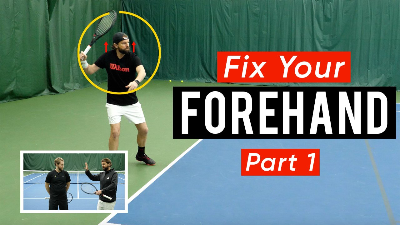 Fix Your Forehand For More Power - Part 1