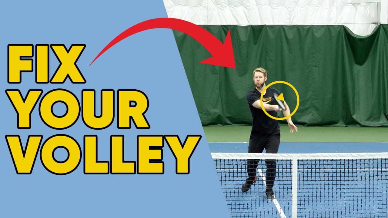 """Finally Put-Away those """"Put-Away"""" Volleys"""