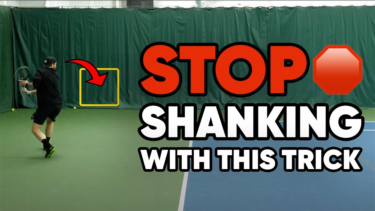Stop Shanking With This Trick