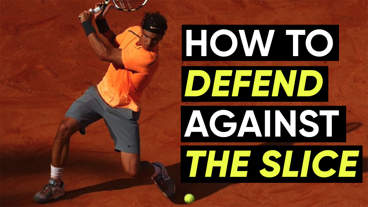 The 2 Critical Footwork Patterns To Defend The Slice & Attack The Net